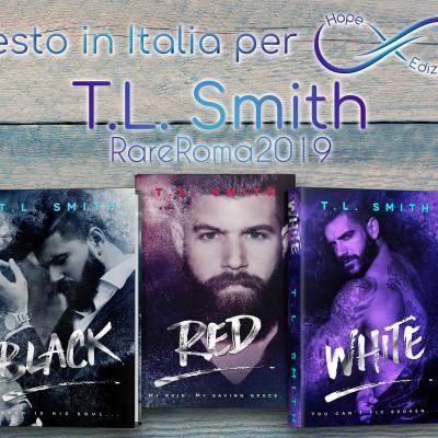 Presto in Italia… T.L. Smith!