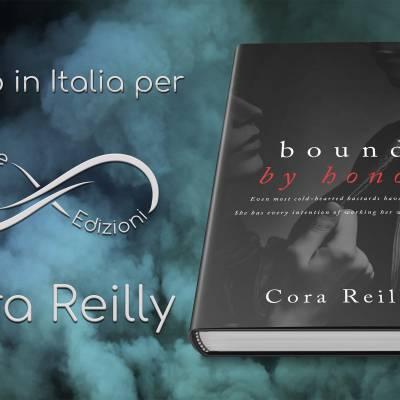 Presto in Italia… Cora Reilly!