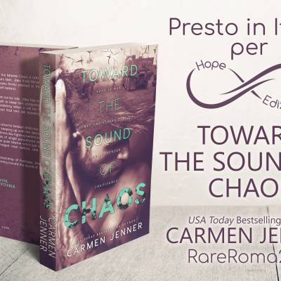 Presto in Italia… Carmen Jenner!