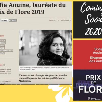 Presto in Italia… Sofia Aouine