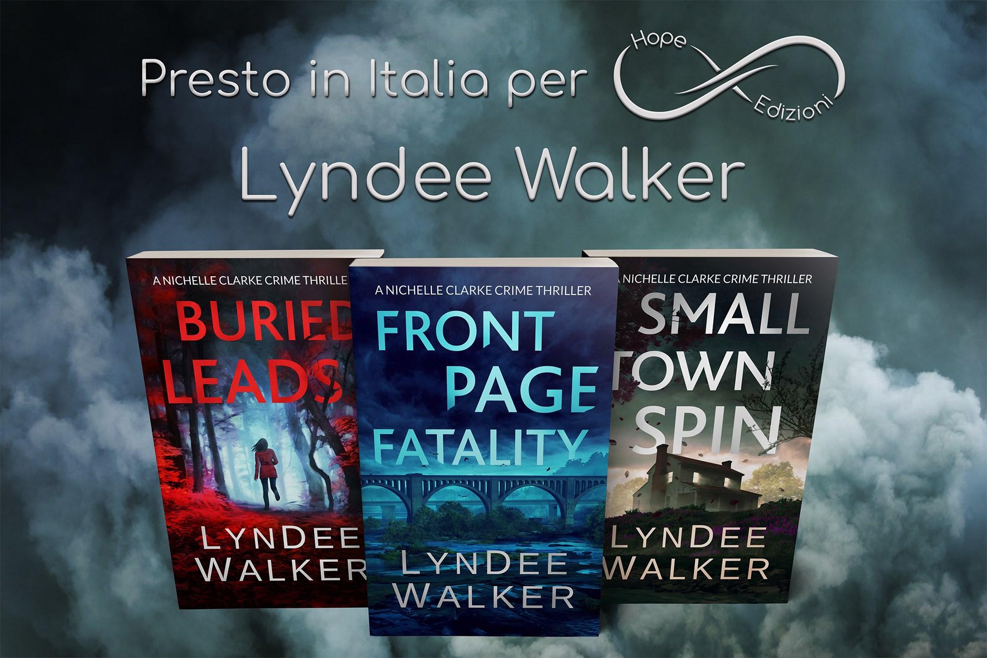 Presto in Italia… Lyndee Walker