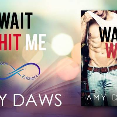Presto in Italia… Amy Daws!