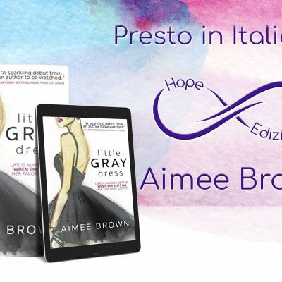 Presto in Italia… Aimee Brown!
