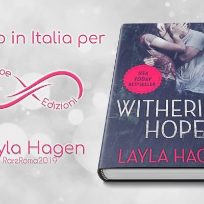 Presto in Italia… Layla Hagen!