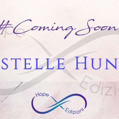 In arrivo… Estelle Hunt!