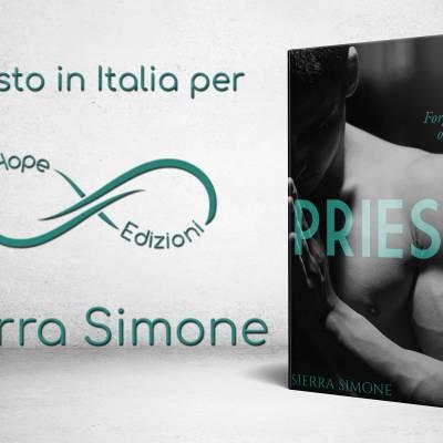 Presto in Italia… Sierra Simone!
