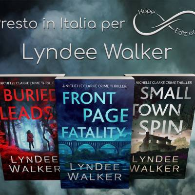 Presto in Italia… Lyndee Walker