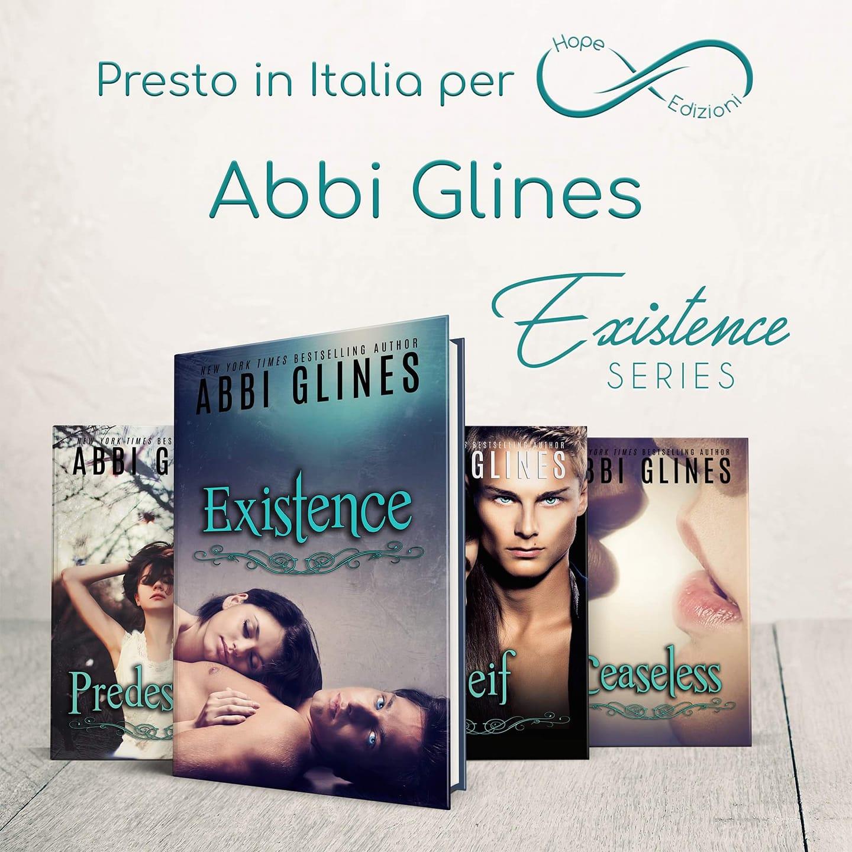 Torna in Italia… Abbi Glines!