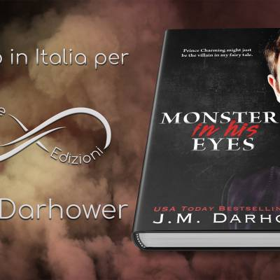 Arriva in Italia… J.M. Darhower!