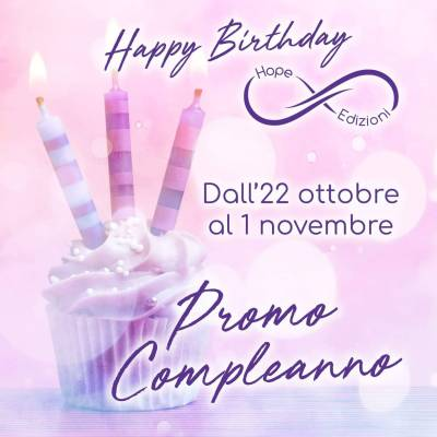 Buon Compleanno Hope!