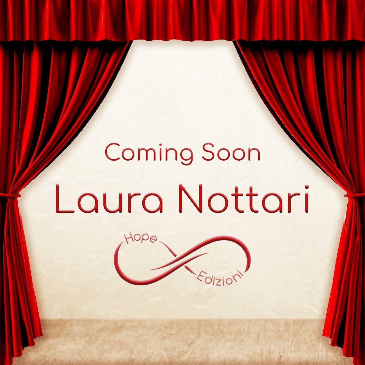 In arrivo… Laura Nottari!