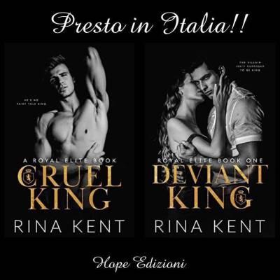 Arriva in Italia… Rina Kent!