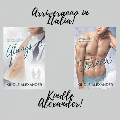 Arriveranno in Italia… Kindle Alexander!